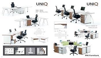 Uni Q Office Furniture Range